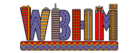WBHM Logo by Eric Poland