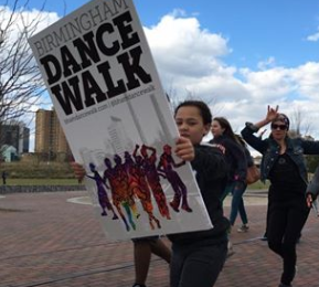 Dance Walk Bham