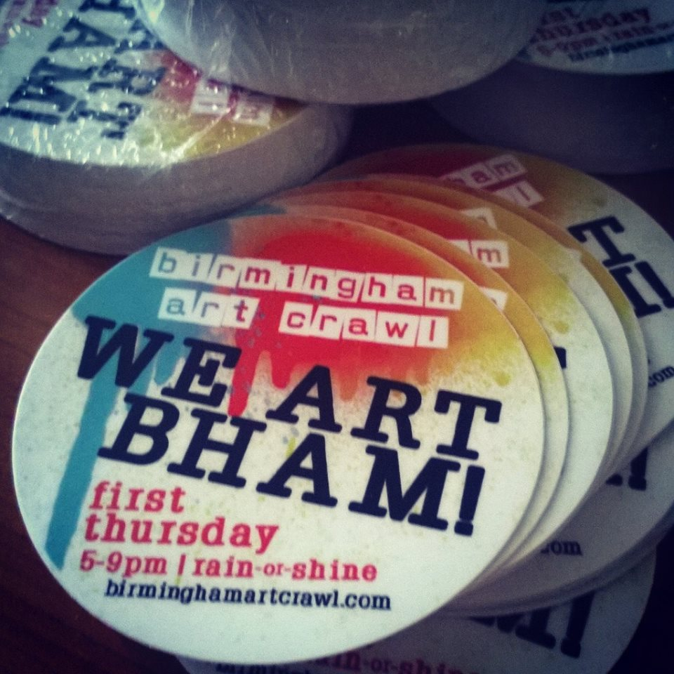 Bham Art Crawl