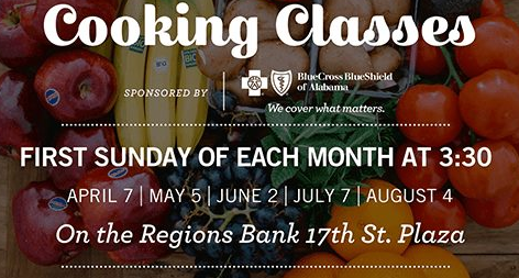 Get healthy on the Railroad Cooking Class