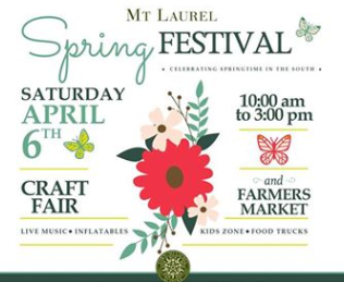 Mt. Laurel Spring Fest