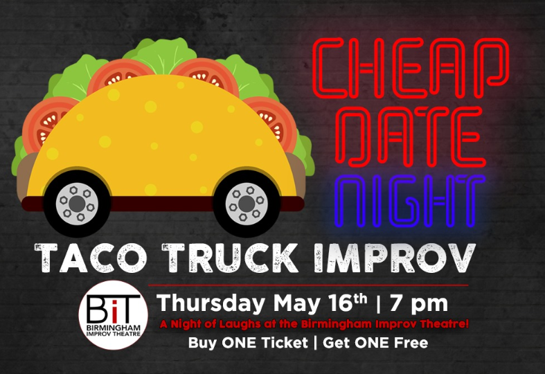 Cheap Date Night Taco Truck Improv