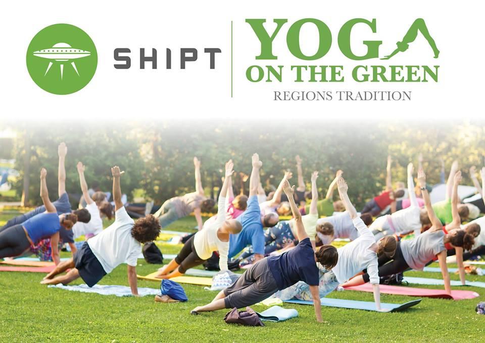 Shipt Yogo on the Green