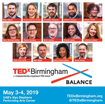 TEDx Bham 2019