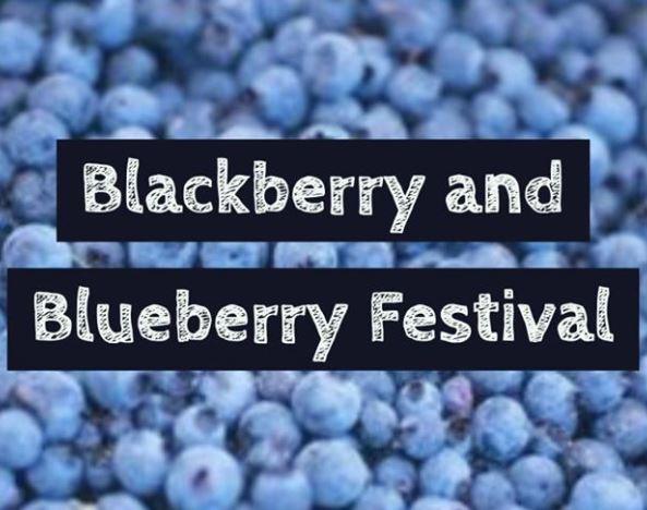 Blackberry and Blueberry Festival
