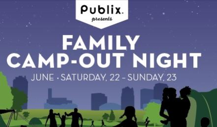Family Campout Night