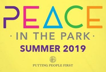 Peace in the Park