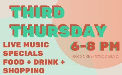 Third Thursdays Crestwood