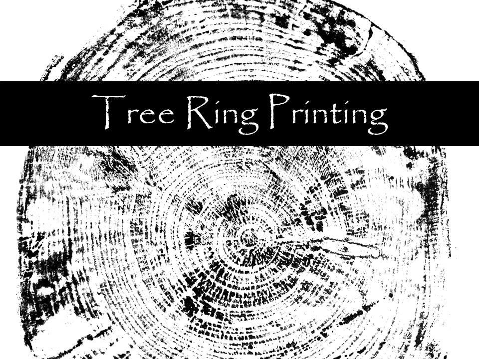 Tree Ring Printing