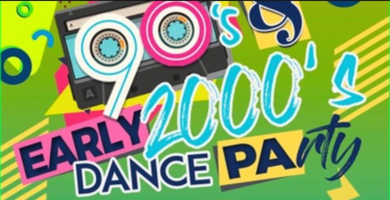 90s 2000s Dance Party