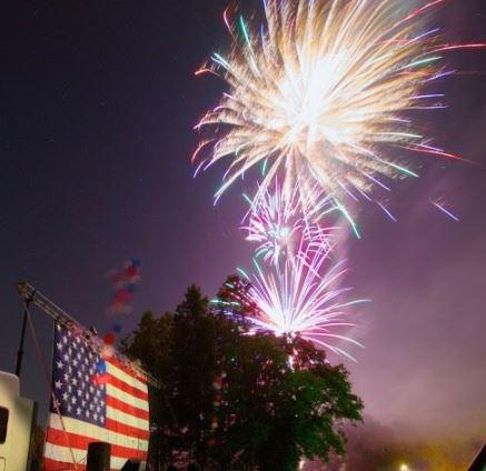 Alabama Fireworks Show