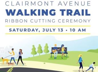 Clairmont Trail Opening