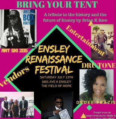 Ensley Renaissance Fest