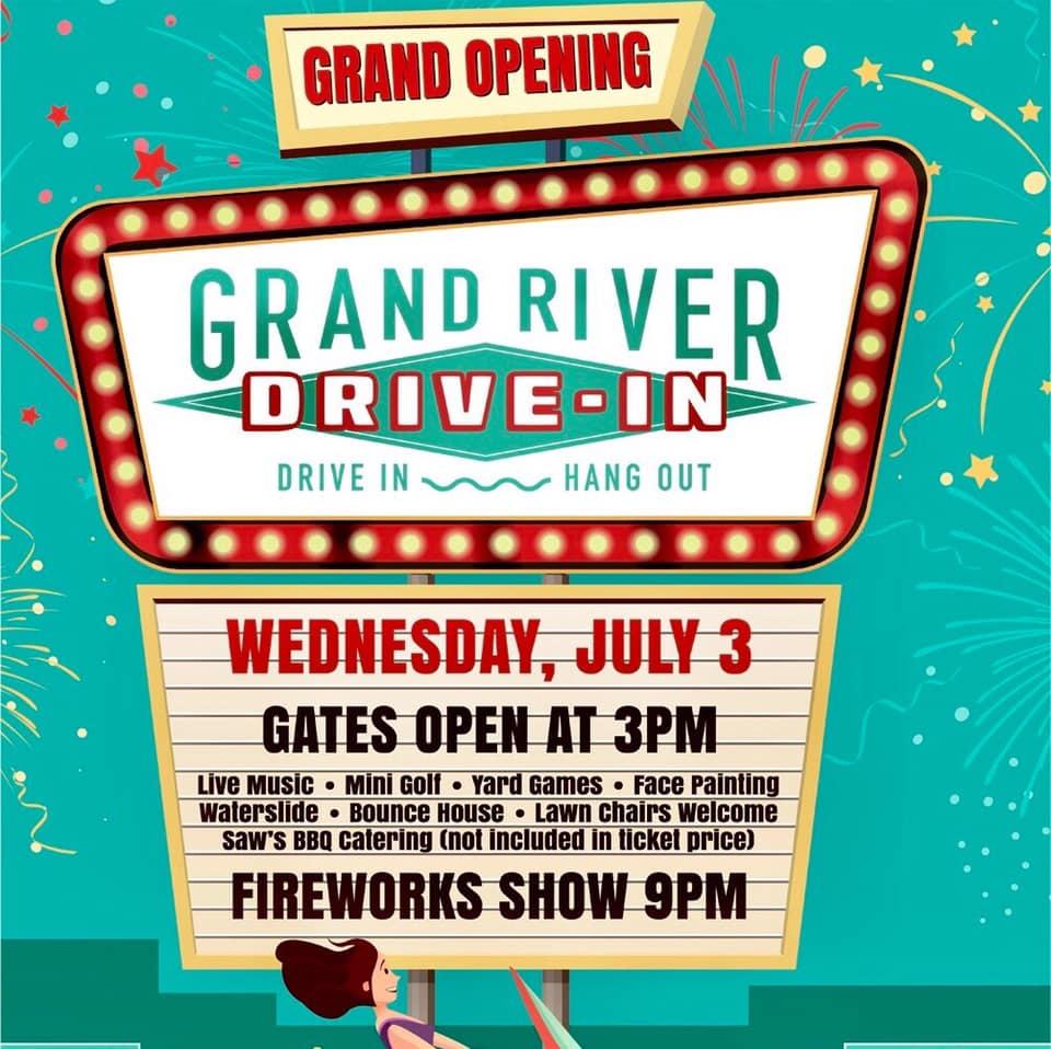 Grand River Drive In