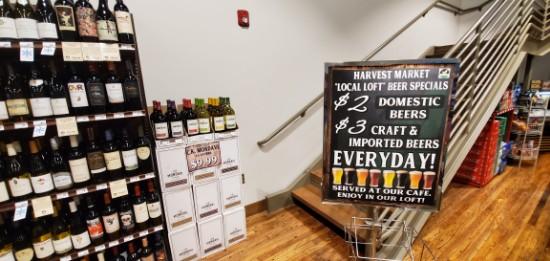 Harvest Market Beer Specials