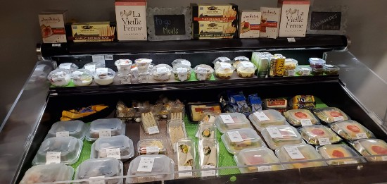 Harvest Market Grab and Go Sandwiches