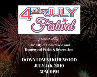 Homewood 4th of July Festival