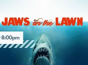 Jaws on the Lawn