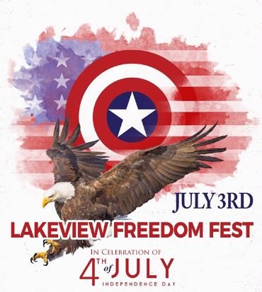 Lakeview Freedom Fest