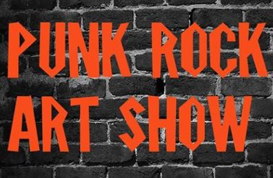 Punk Rock Art Show