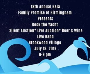 Rock the Yacht Gala