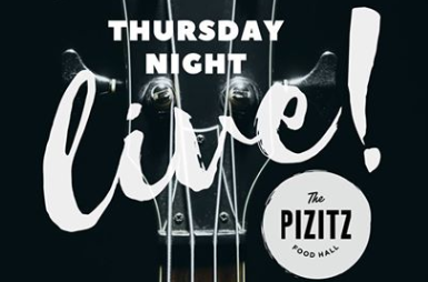 Thursday Night Live at Pizitz