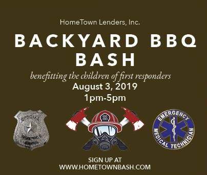 Backyard BBQ Bash