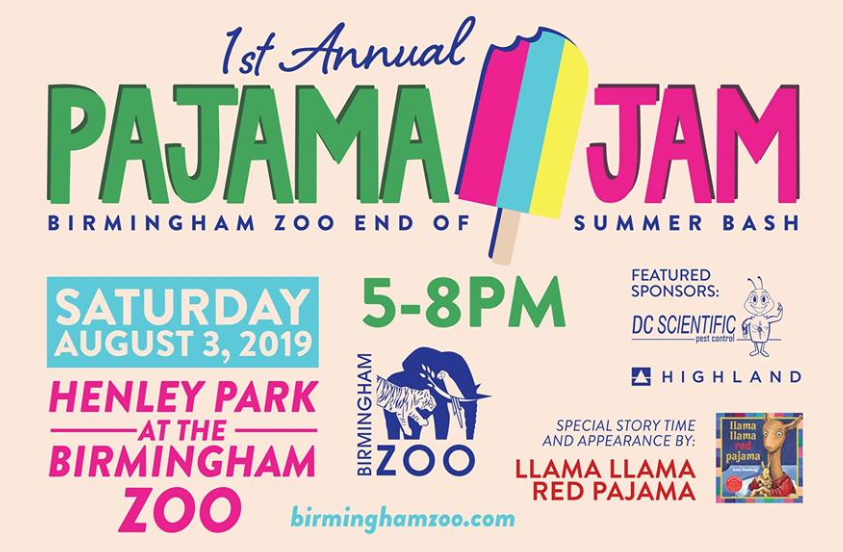 Pajama Jam at the Zoo
