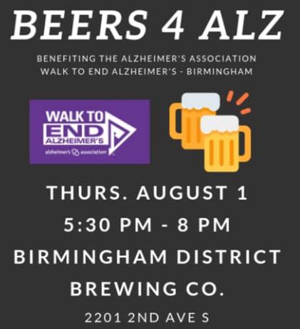 Beers 4 ALZ