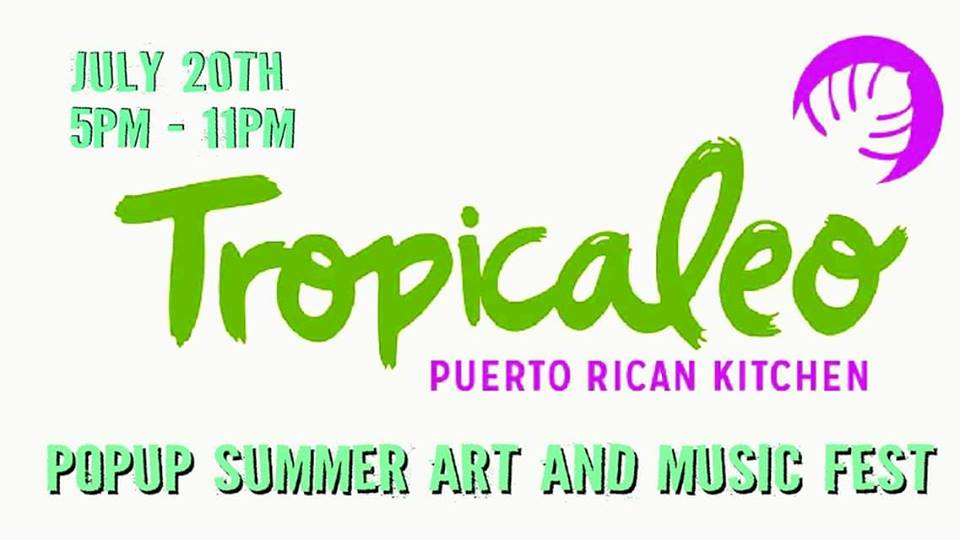 Tropicaleo Pop Up