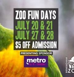 Zoo Fun Days