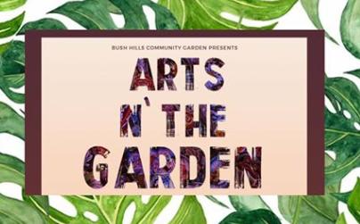 Arts'N the Garden