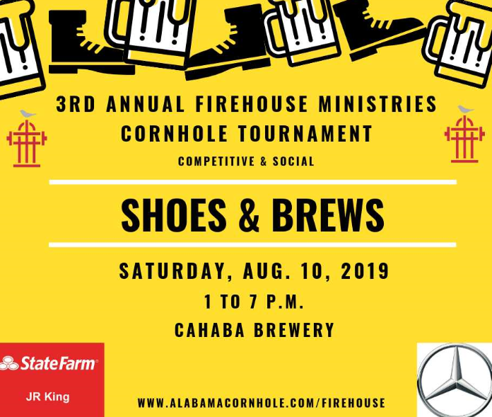 Shoes & Brews Firehouse Shelter