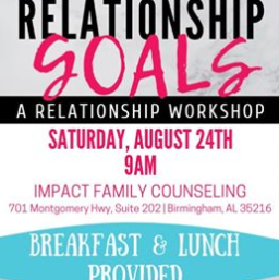 Relationship Goals by Impact Family Counseling
