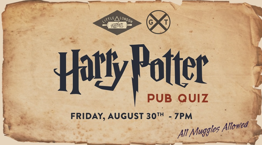 Harry Potter Pub Quiz