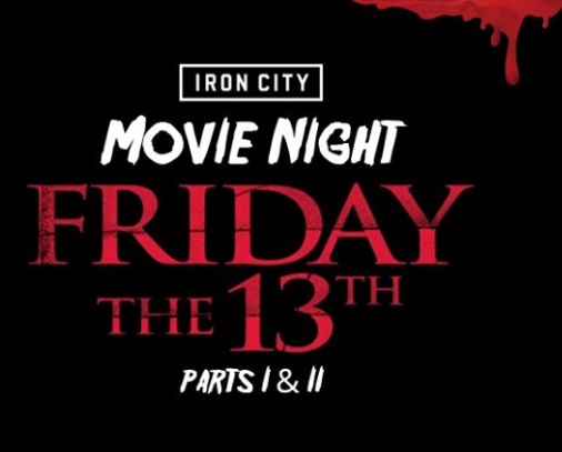 Friday the 13th Movie Night
