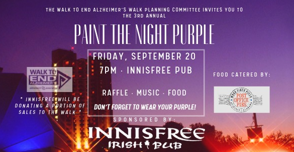 Paint the Night Purple