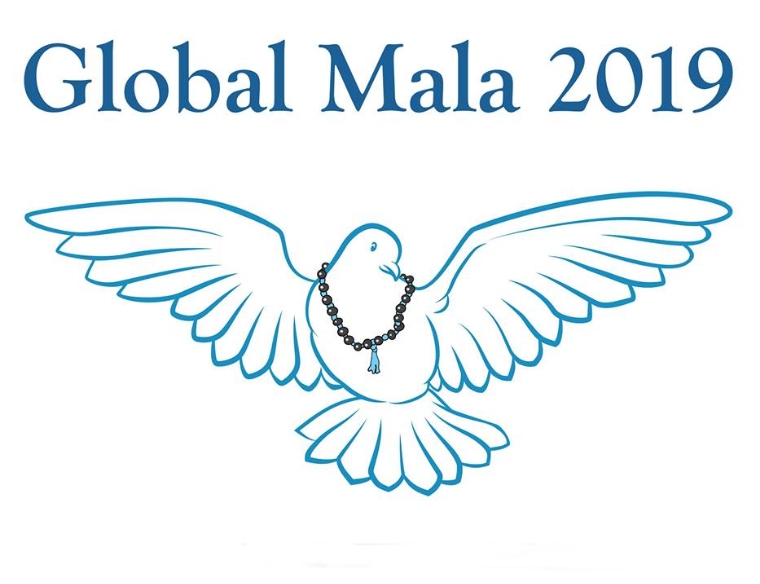 Global Mala 2019 Day of Peace