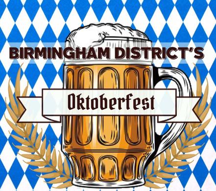Oktoberfest District Brewing Co.
