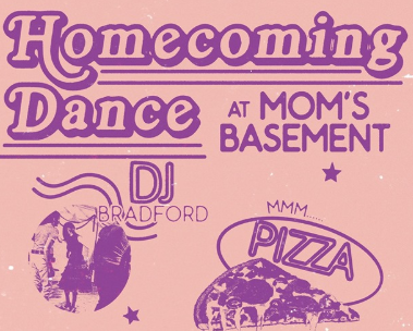 Mom's Homecoming Dance