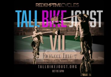 Tall Bike Joust VII