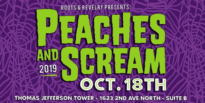 Peaches & Screem 2019