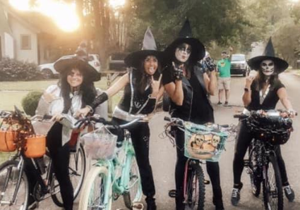 Homewood Witches Ride