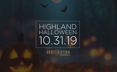 Highland Halloween