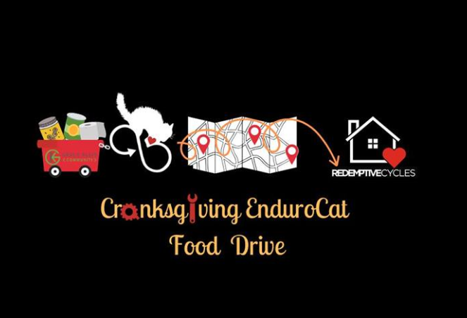 Cranksgiving Food Drive