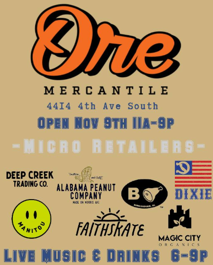 Ore Mercantile Grand Opening