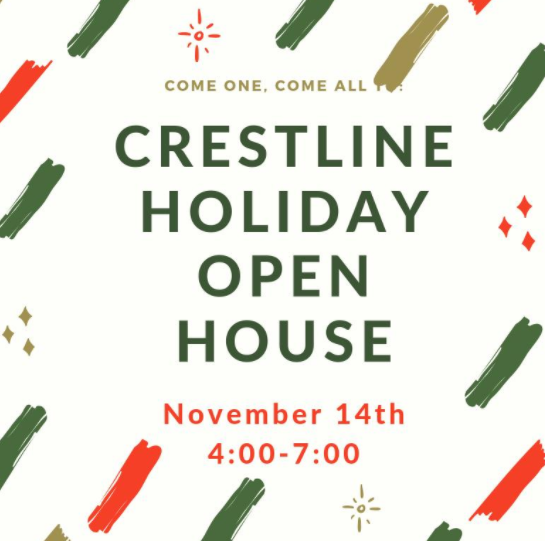 Crestline Holiday Open House
