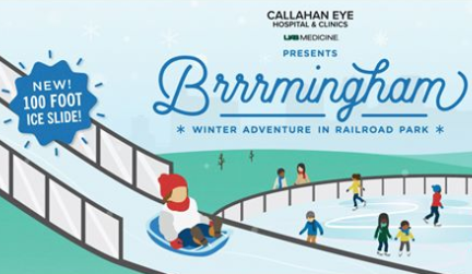 Brrrmingham Winter Adventure