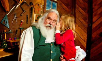 Visit Santa at The Summit