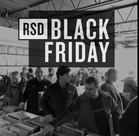 RSD Black Friday at Seasick Records